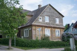 Gyvenamasis namas, kuriame iki 1941 m. buvo žydų sinagoga.