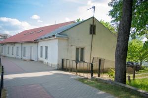 Namas, kuriame gyveno Mendelio Deičo šeima.