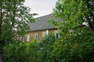 Namas, kuriame gyveno fotografo Moisiejaus-Maušos Botviniko šeima.