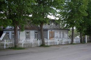 Namas, kuriame gyveno Izraelio Fišerio šeima.