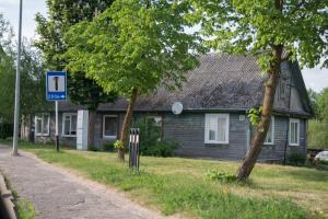 Namas, kuriame gyveno Stoliar šeima.